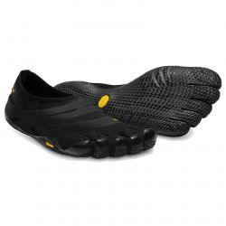 Vibram Five Fingers Mens EL-X Barefoot Shoes - Black