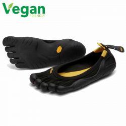 Vibram Five Fingers Mens Classic Vegan Barefoot Shoes - Black