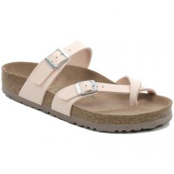 Birkenstock Womens Mayari Vegan Sandals - Light Rose