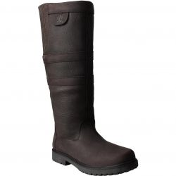 Woodland Womens Hailey Waterproof Country Boot - Brown