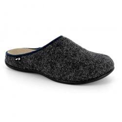 Strive Womens Copenhagen Orthotic Slippers - Dark Grey