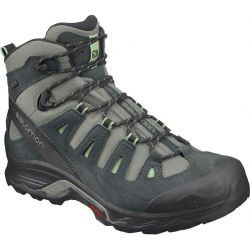Salomon Womens Quest Prime GTX Waterproof Walking Boots - Shadow Green