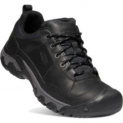 Keen Mens Targhee III Oxford Casual Shoes - Black Magnet