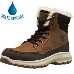 Helly Hansen Mens Garibaldi V3 Waterproof Boots - Tobacoo Brown