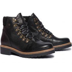 Oak & Hyde Womens Sierra Nevada Ankle Boot - Black