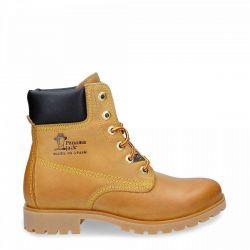 Panama Jack Mens Panama 03 C1 Waterproof Leather Ankle Boots - Napa Vintage