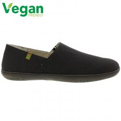 El Naturalista Womens El Vajero Vegan Shoes - Black