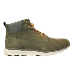 Timberland Mens Killington Chukka Wide Fit Desert Ankle Boots - Green - A1OED