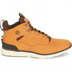 Timberland Mens Killington Hiker Wide Fit Chukka Ankle Boots - Wheat - A1JJ1