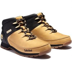 Timberland Mens A1NHJ Euro Sprint Mid Hiker Ankle Boots - Wheat