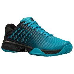 K-Swiss Mens Hypercourt Express 2 HB Tennis Shoes - Algeirs Blue Black