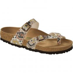 Birkenstock Womens Mayari Sandals - Etno Mocha