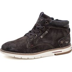 Mustang Mens 4149-501 Ankle Boots - Dark Brown