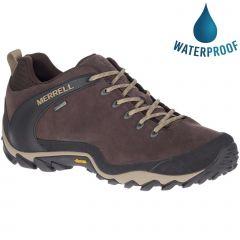 Merrell Mens Cham 8 Ltr GTX Waterproof Shoes - Espresso