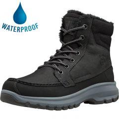 Helly Hansen Mens Garibaldi V3 Waterproof Boots - Jet Black Charcoal