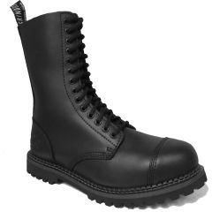 Grinders Mens Herald CS Safety Steel Toe Cap Boots - Black