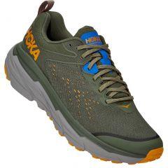Hoka One One Mens Challenger ATR 6 Trail Running Shoes - Thyme Sharkskin