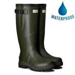 Hunter Mens New Balmoral Classic Wellies Rain Boots