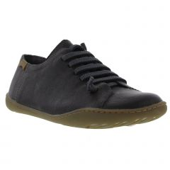 Camper Womens Peu Cami 20848 Leather Shoes Trainers - Black