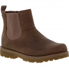 Timberland Kids Womens Courma Kid Chelsea Boots - Brown - A2HHR
