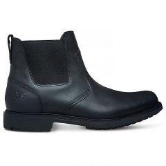 Timberland Mens Earthkeeper Stormbuck Chelsea Boots - Black - 5551R