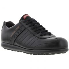 Camper Mens 18304 Pelotas X lite Lace Up Shoes - Black
