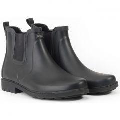 Aigle Mens Carville Wellington Boots - Noir
