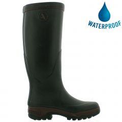 Aigle Parcours 2 Mens Womens Wellies Rain Boots - Bronze