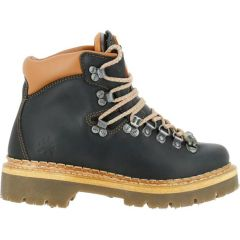 Art Mens Womens 0903 Air Alpine Chukka Boots - Black