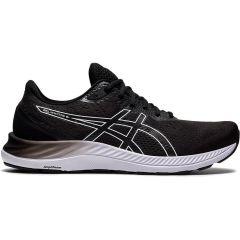 Asics Mens Gel Excite 8 Running Shoes - Black White