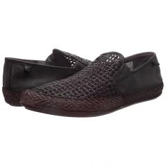 Base London Mens Stage Shoes - Weave Brown