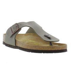 Birkenstock Mens Ramses Regular Sandals - Stone