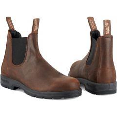 Blundstone Mens 1609 Chelsea Boots - Antique Brown