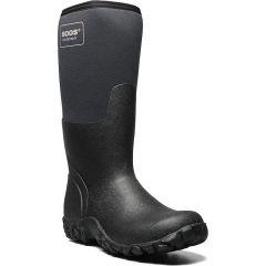 Bogs Mens Mesa Neoprene Wellington Boots - Black