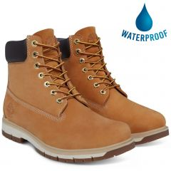 Timberland Mens Radford 6 Inch Waterproof Wide Fit Boots A1JHF - Wheat