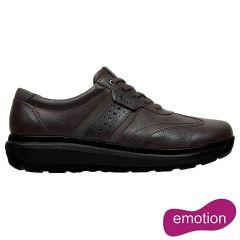 Joya Mens David Shoes - Dark Brown
