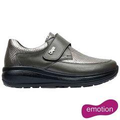 Joya Womens Relax Shoes - Grey