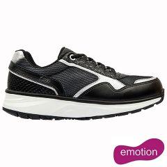 Joya Womens Tina II Shoes - Black Silver