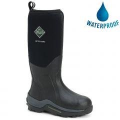 Muck Boots Mens Arctic Sport Waterproof Boots - Black