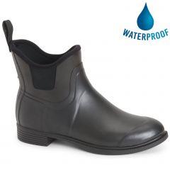 Muck Boots Womens Derby Waterproof Boots - Black
