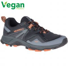 Merrell Mens MQM Flex 2 Aero Sport Vegan Shoes - Burnt Granite