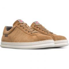 Camper Men's Runner Leather Shoes K100227 - 023 Medium Brown