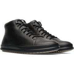 Camper Mens Hoops Ankle Boot K300236 - Black 004
