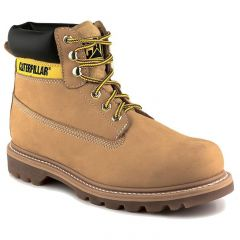 Caterpillar Womens Colorado Cat Wide Fit Ankle Boots - Honey Reset