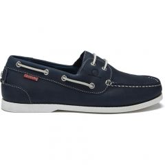 Chatham Mens Galley II  Sailing Boat Deck Shoes - Navy