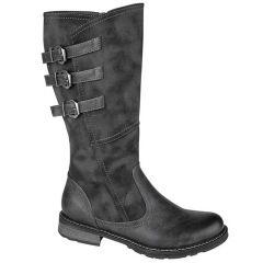 Cipriata Womens Romia Boots - Black
