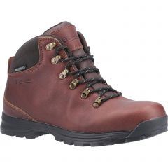 Cotswold Mens Kingsway Waterproof Walking Boots - Brown