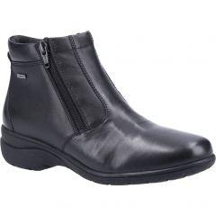 Cotswold Womens Deerhurst 2 Waterproof Ankle Boot - Black