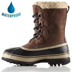 Sorel Mens Caribou Waterproof Boots - Bruno