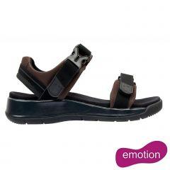Joya Mens Capri Sandals - Brown